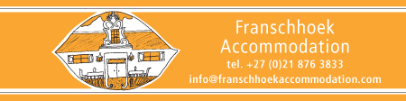 franschhoek accommodation | guesthouse accommodation in franschoek | self catering franschhoek